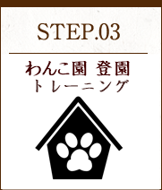 STEP03 譲渡訓練